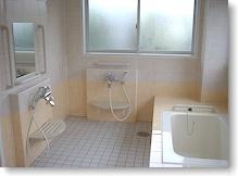 個別浴室 ・ 大浴室